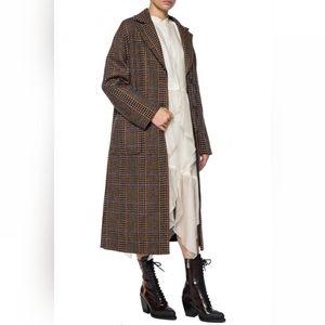 Etro reversible oversized  wool coat 4(40) BNWT